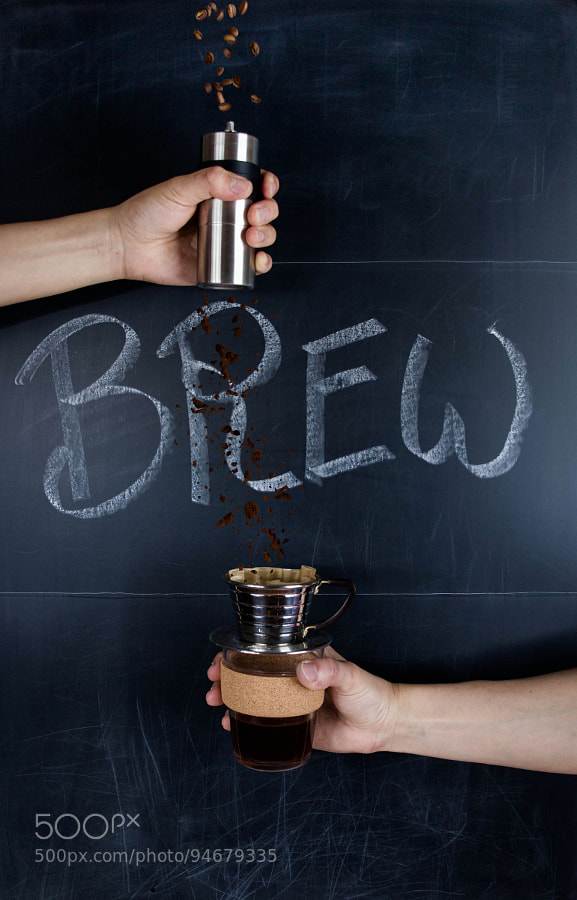 Photograph Brew - From Beans To Coffee by HaoZhe Yoh on 500px