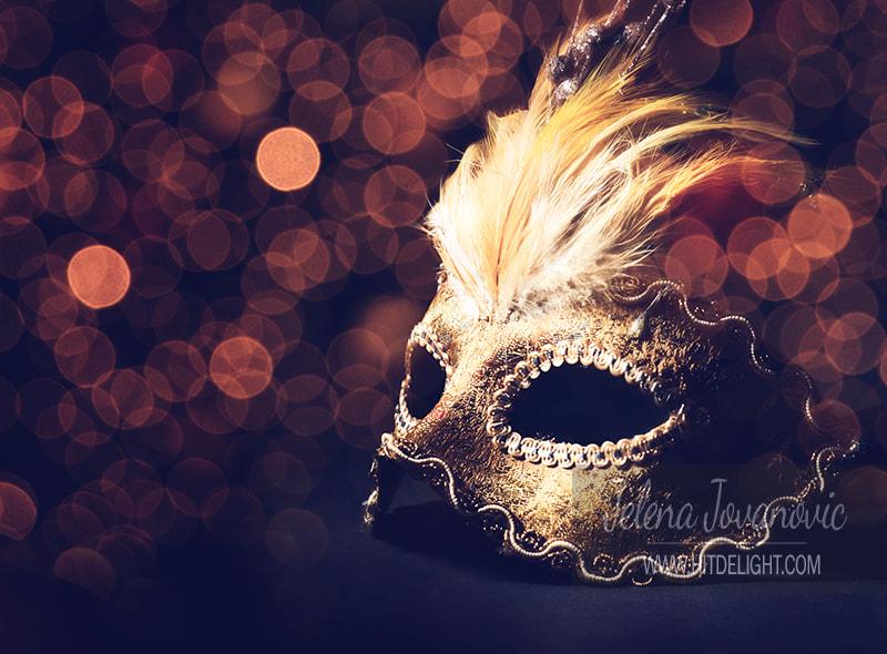 Venetian Mask by jelena jovanovic on 500px.com