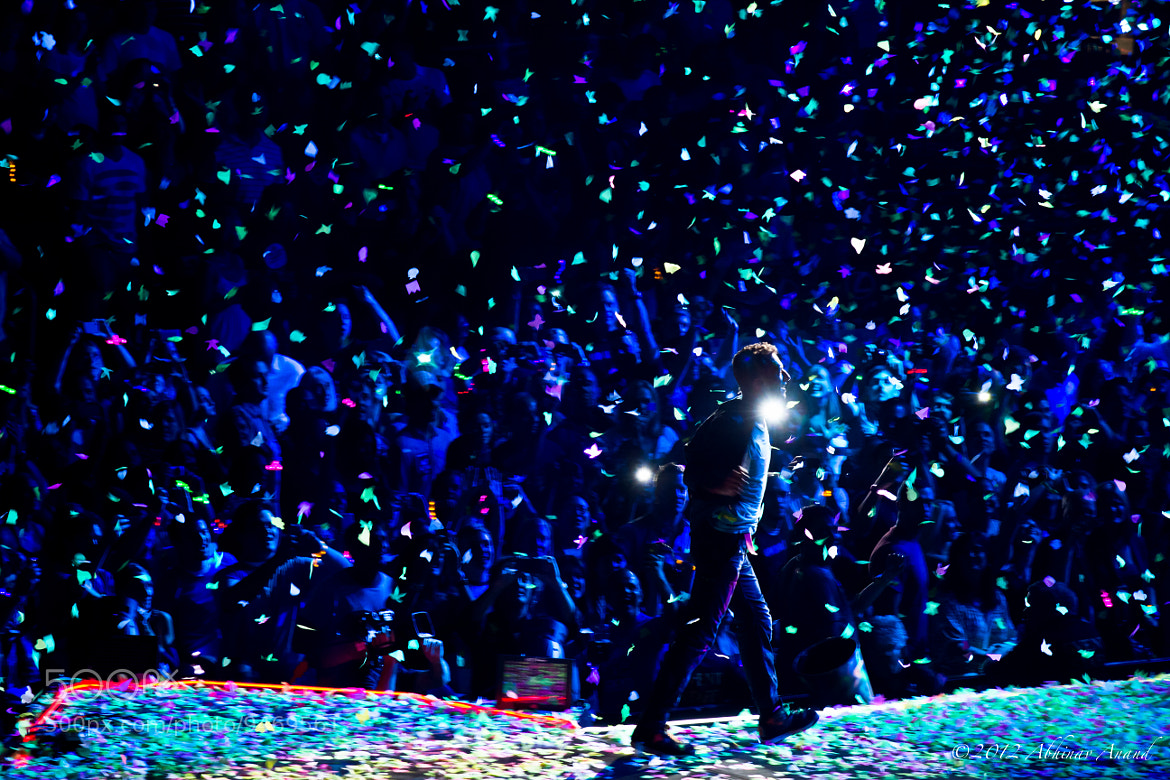 Photograph Coldplay by Abhinav Anand on 500px