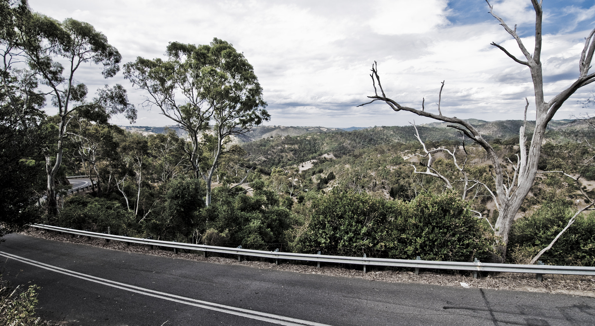 Photograph Gorge Road .1 by Adam Starr on 500px