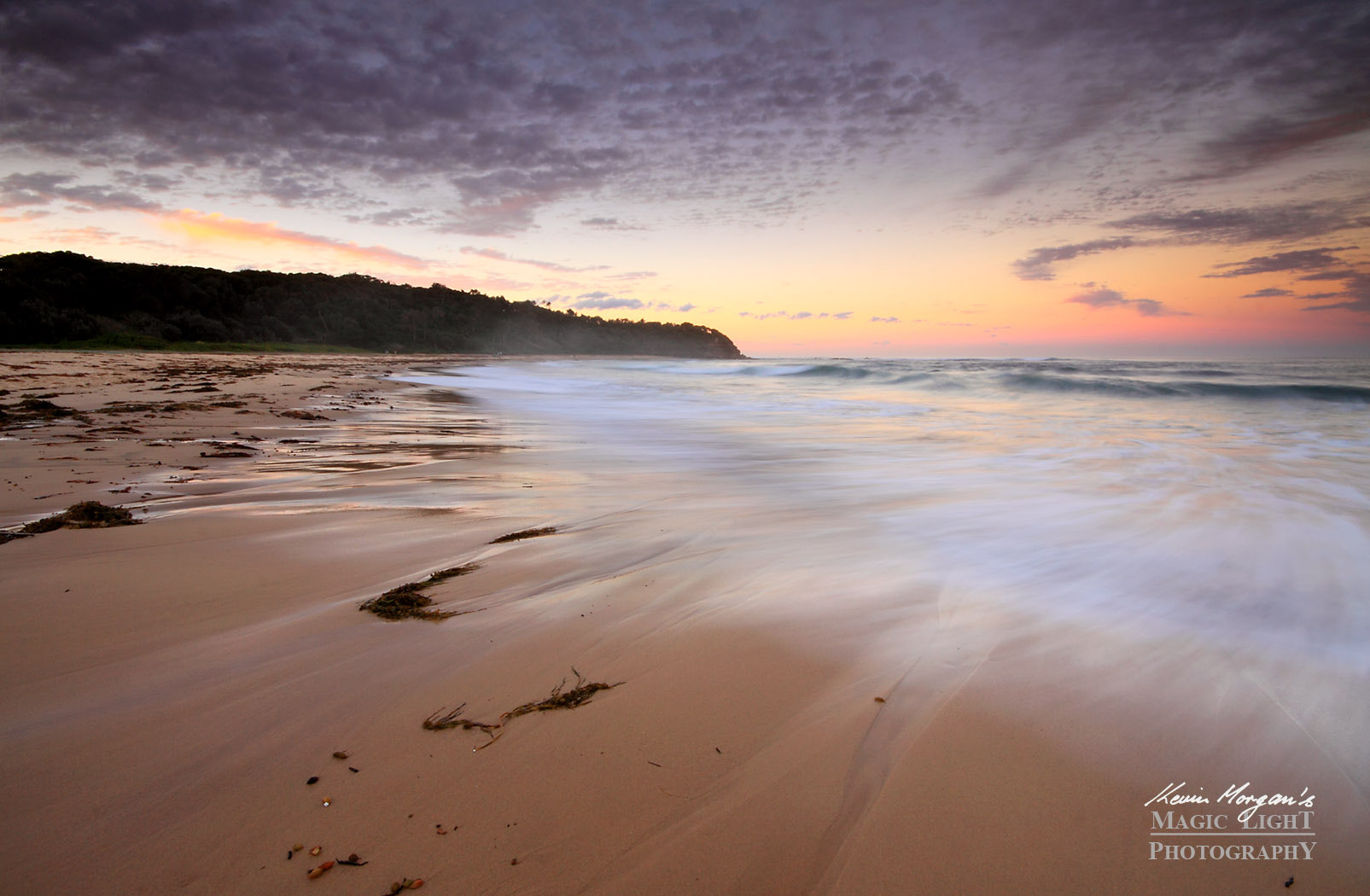 Photograph Bateau Bay Sunset by Kevin Morgan on 500px