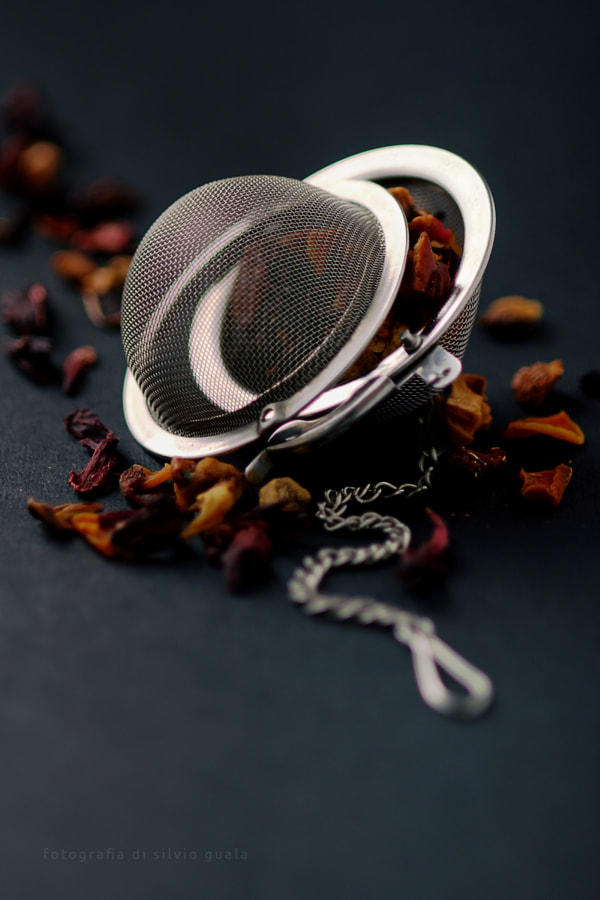 Photograph Tea infuser by Silvio Guala on 500px