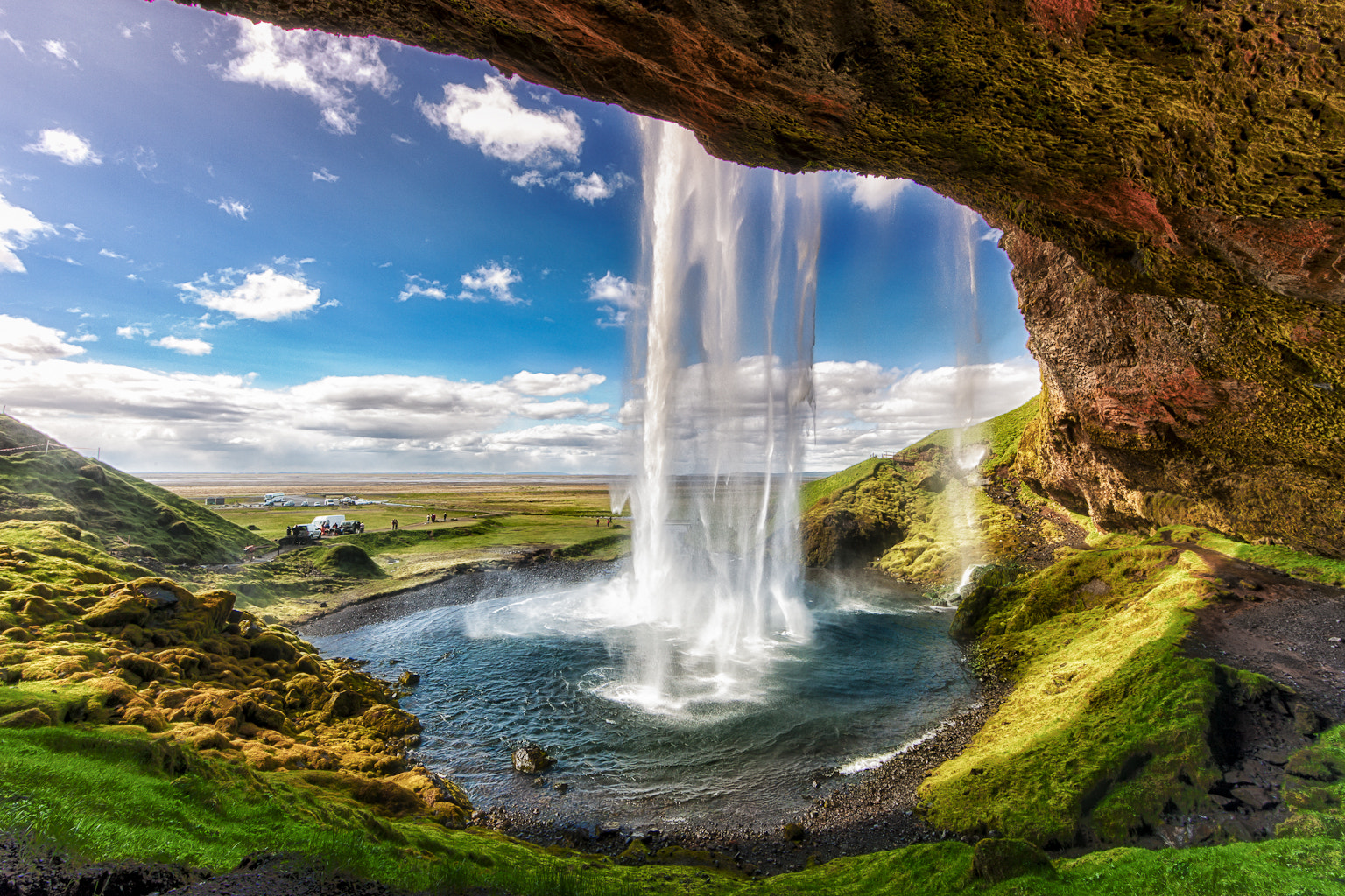 Photograph Seljalandsfoss by Dave Wright on 500px