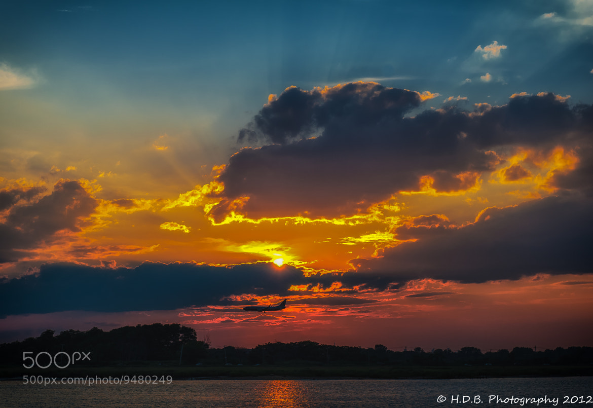 Photograph A Summers Eve by Harold Begun on 500px