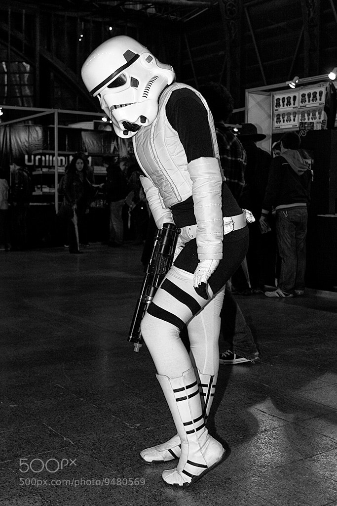 Photograph Sexy Trooper by Mandinga  on 500px