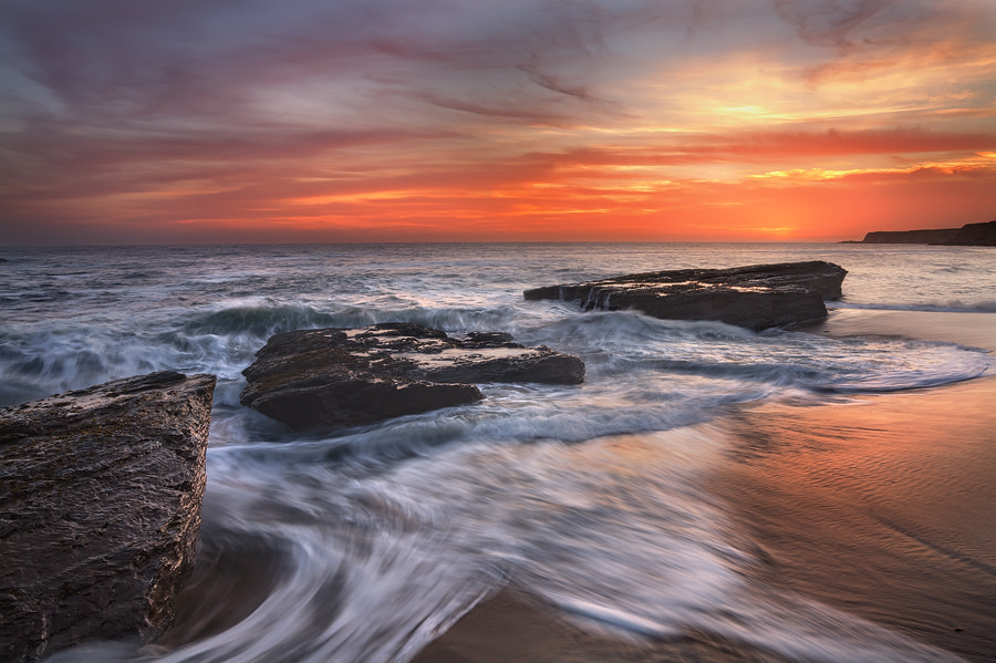 Photograph Stepping Stones by Mat Malone on 500px
