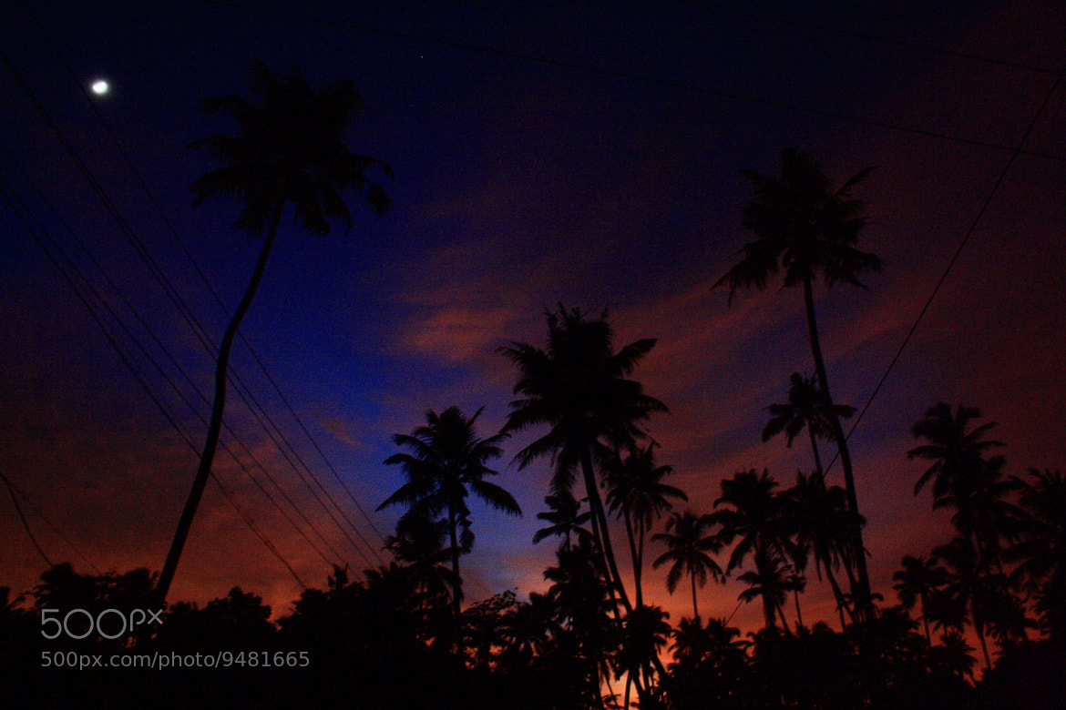 Photograph night sky of Kerala by Pranab Ghosh on 500px