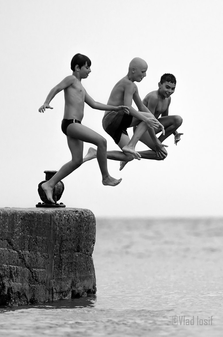 Photograph Jump'In Joy by Vlad Iosif on 500px