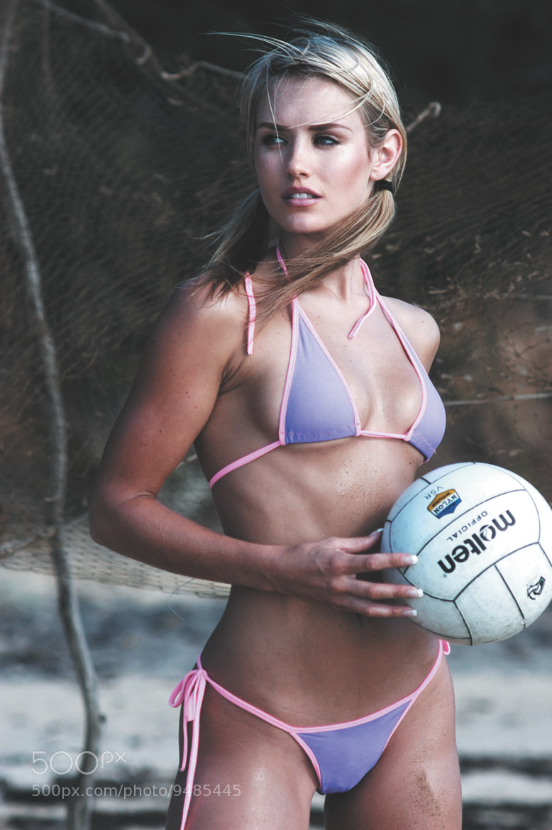 Photograph Surviver Volleyball by Tony Ryan on 500px