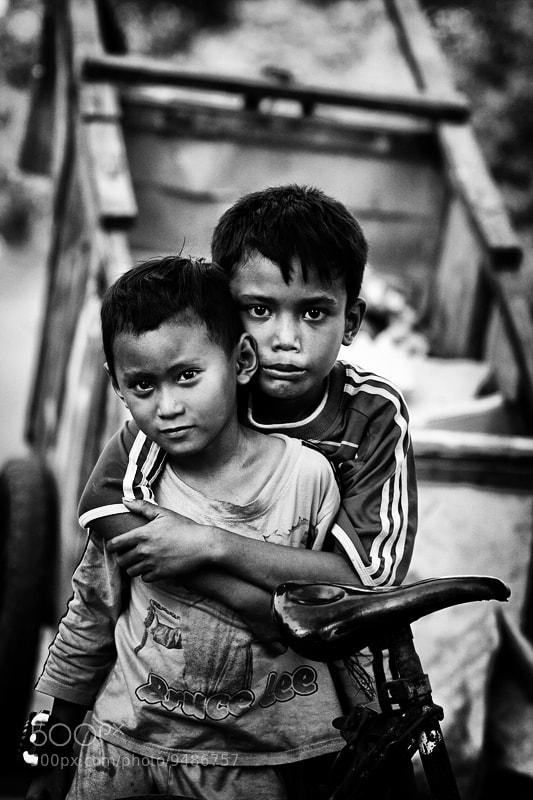 Photograph Brotherhood by Wilsen Way on 500px