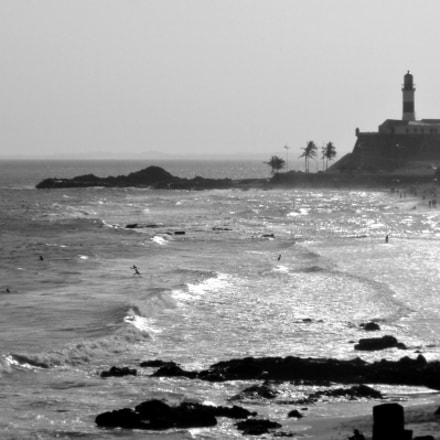 Farol da Barra:  the first lighthouse on the American continent