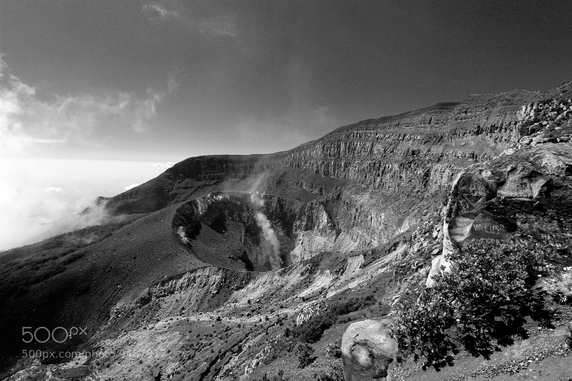 Photograph The crater by rara hendra on 500px