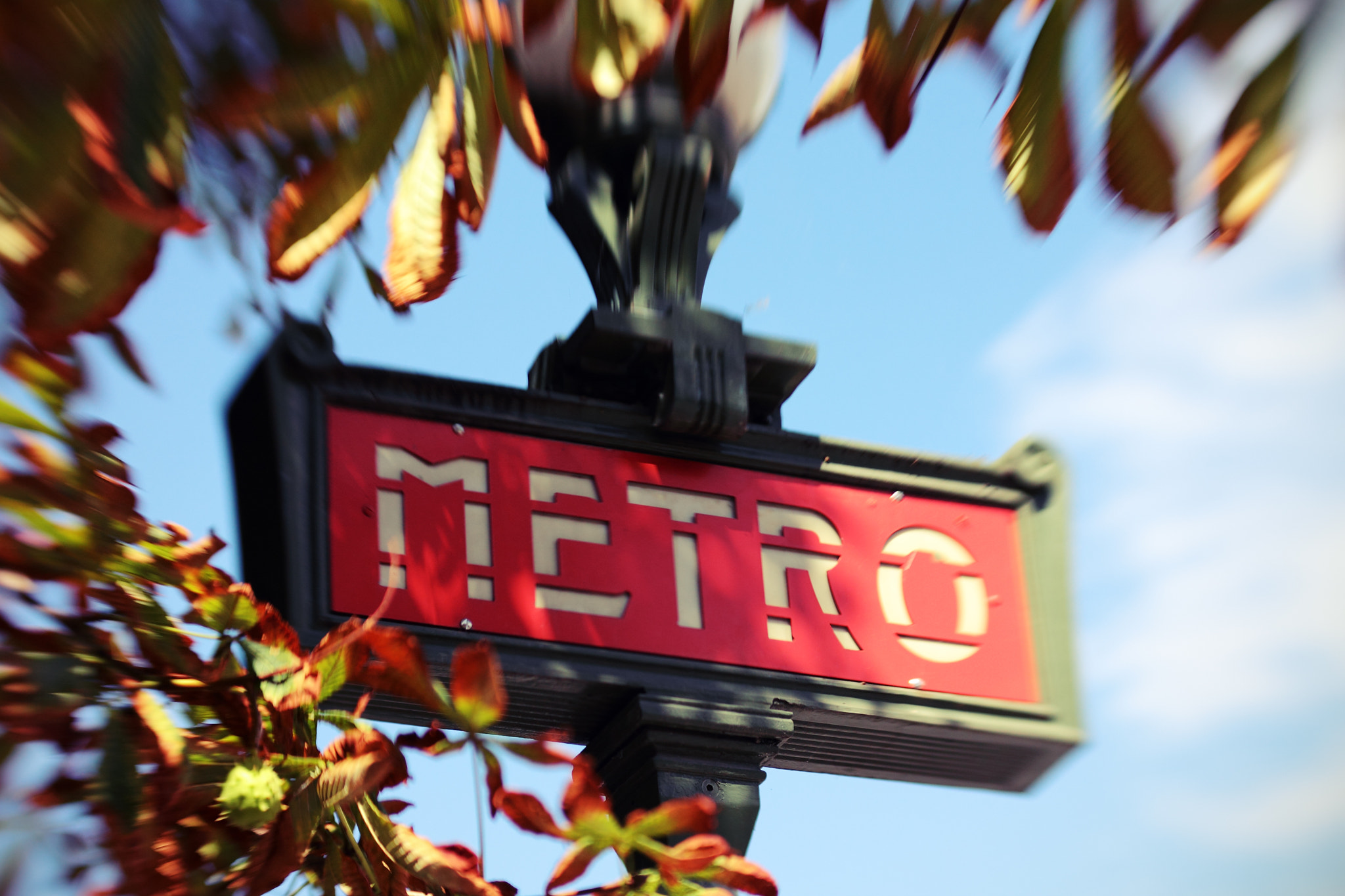 Photograph Metro by Geoff R on 500px