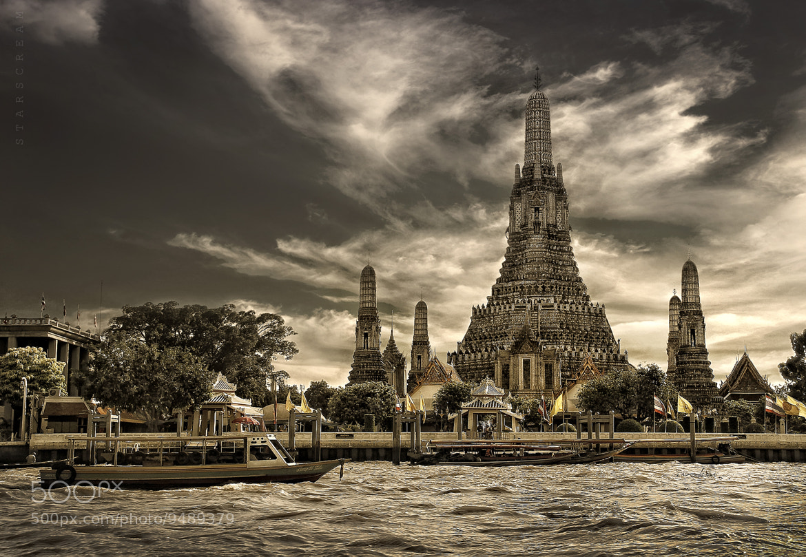 Photograph Temple of the Dawn by starscream 0122 on 500px
