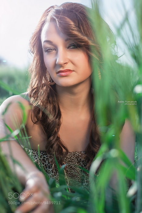 Photograph Viktoria  by Andry Varvaryuk on 500px