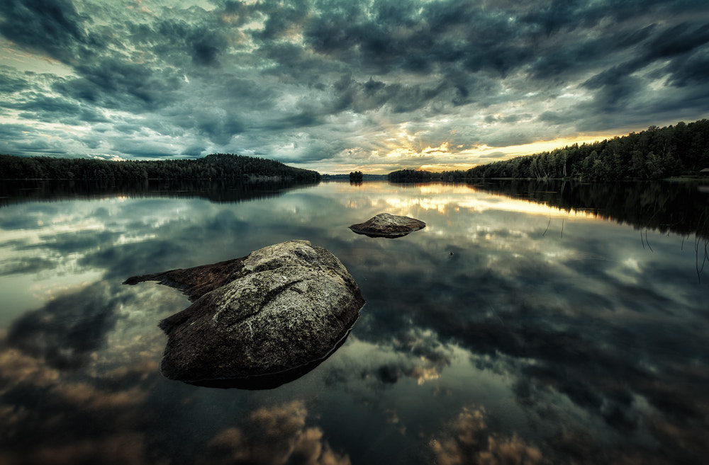 Photograph Sunset by Tero Tielinen on 500px