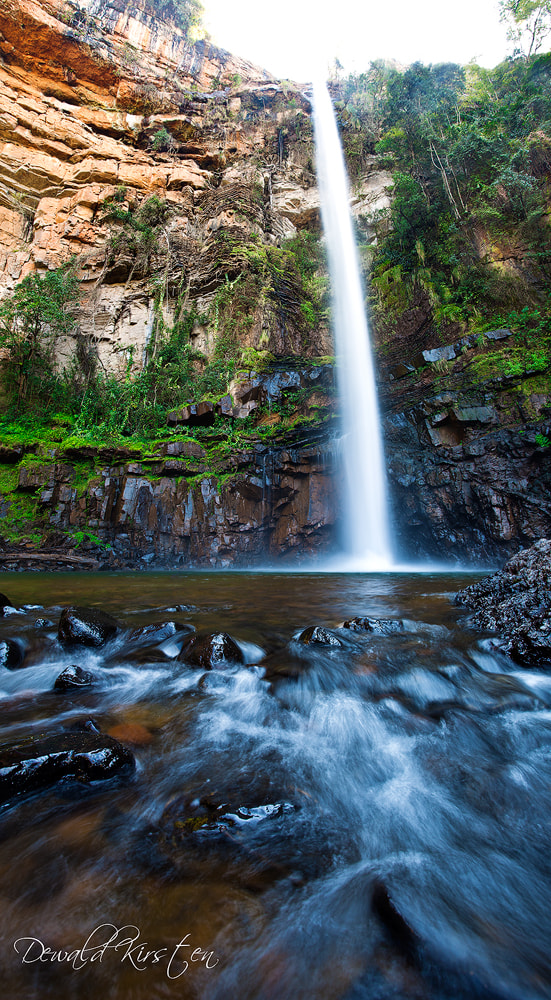Photograph Lone Creek Pano by Dewald Kirsten on 500px