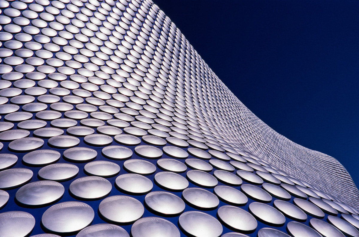 Photograph Selfridges in the Birmingham Bull Ring West Midlands England UK by Sean Burke on 500px