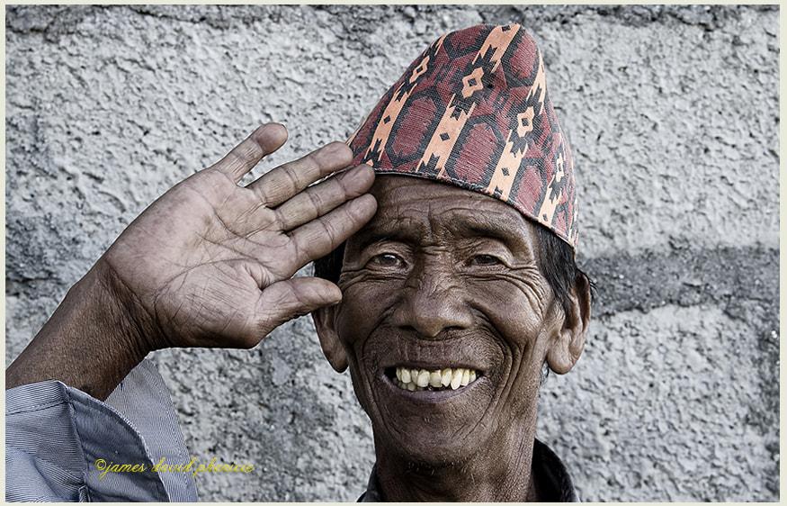 Nepal Series:  A Salute