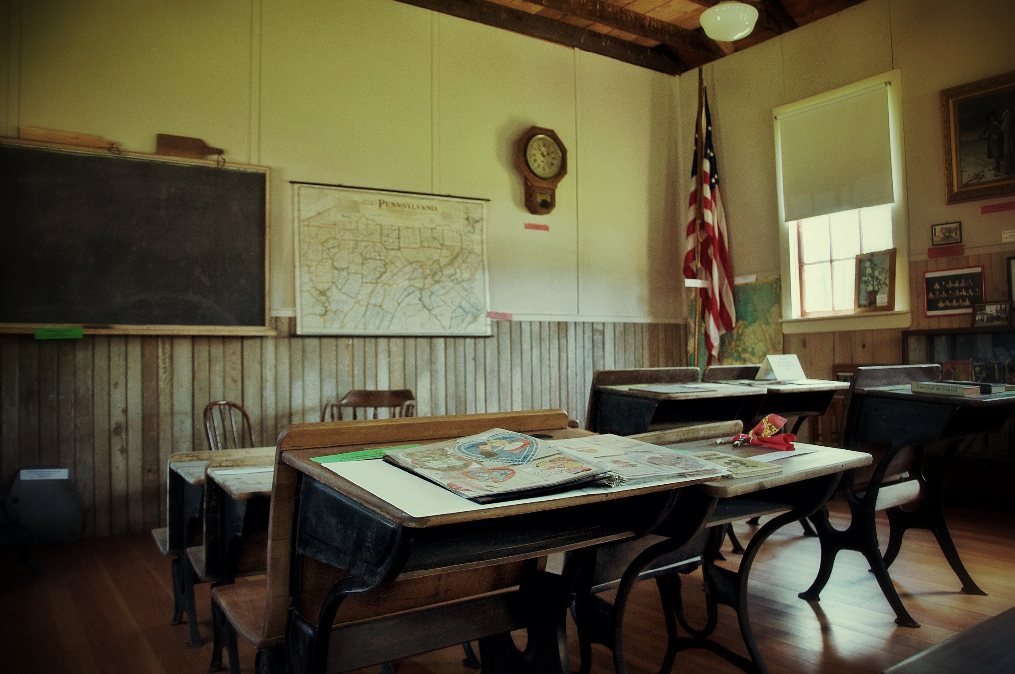 Photograph One room school house by Robert Francis on 500px