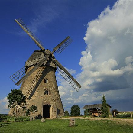 Āraiši windmill