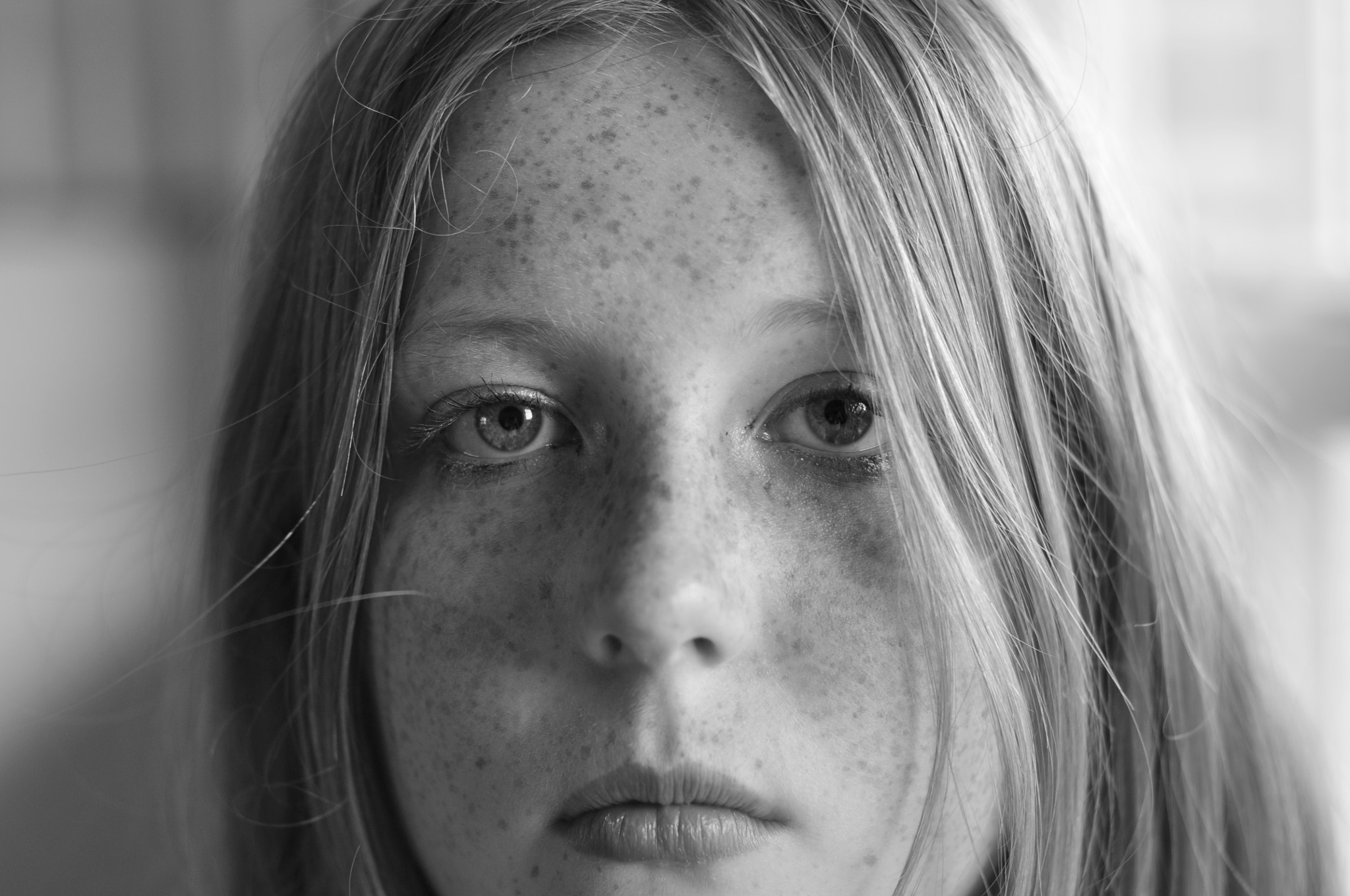 Photograph Freckles by Chris Edwards on 500px