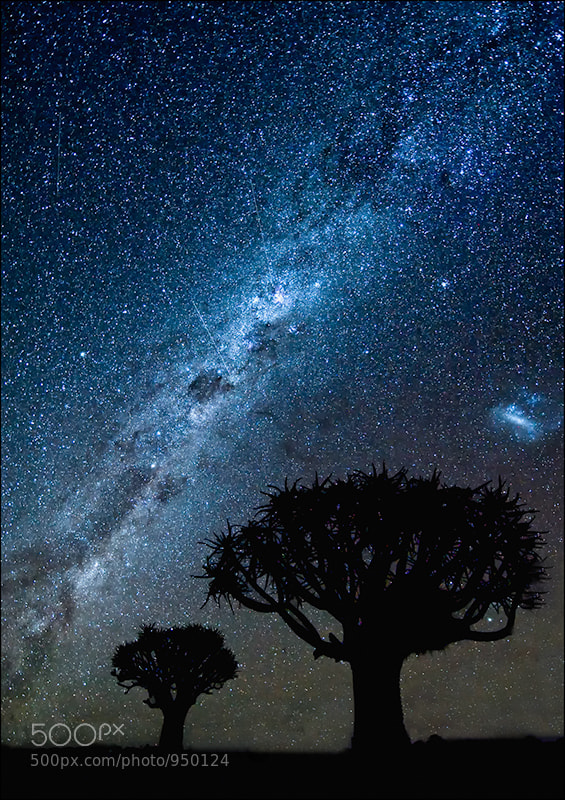 Photograph Namibian Heavens by Christopher R. Gray on 500px