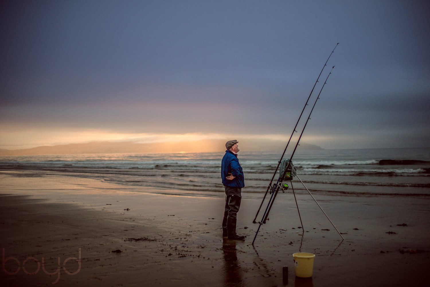 Photograph Waiting for the Sea Bass by Chris Boyd on 500px