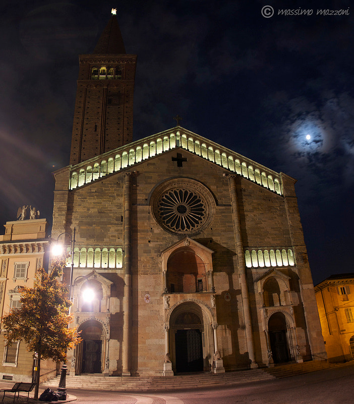 Photograph PIACENZA - Duomo by night by massimo mazzoni on 500px