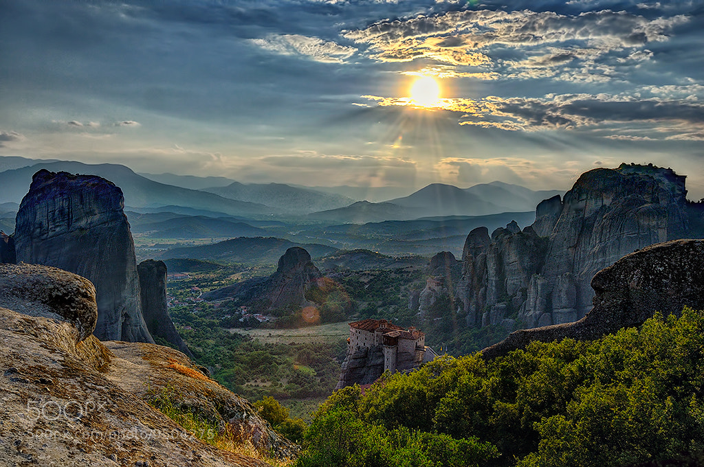 Photograph Meteora by Dimitrios Lamprou on 500px