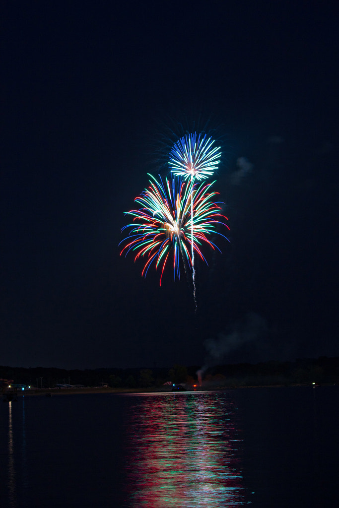 Photograph Fireworks by Richard Call Photography on 500px
