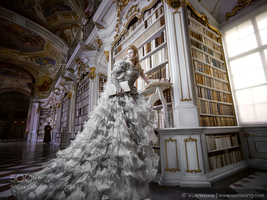 Photograph Stift Admont by Benjamin Von Wong on 500px