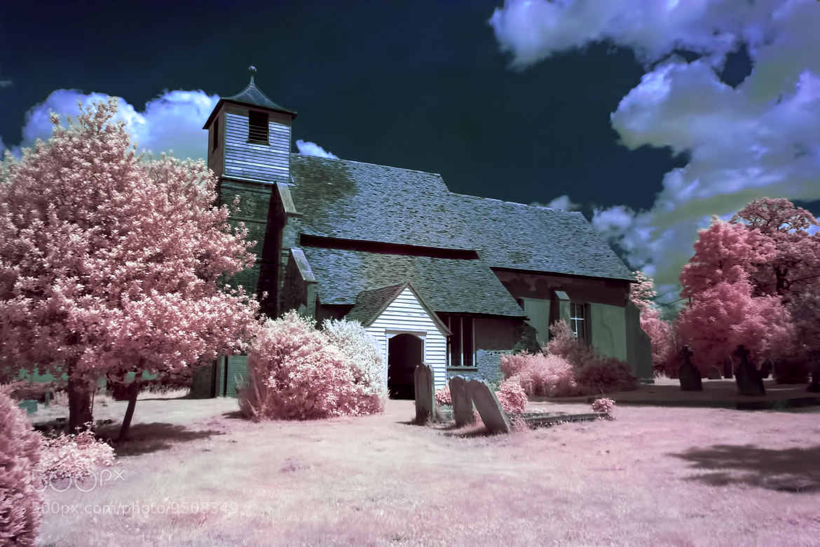 Photograph A Church in Wonderland by Steven Ellis on 500px