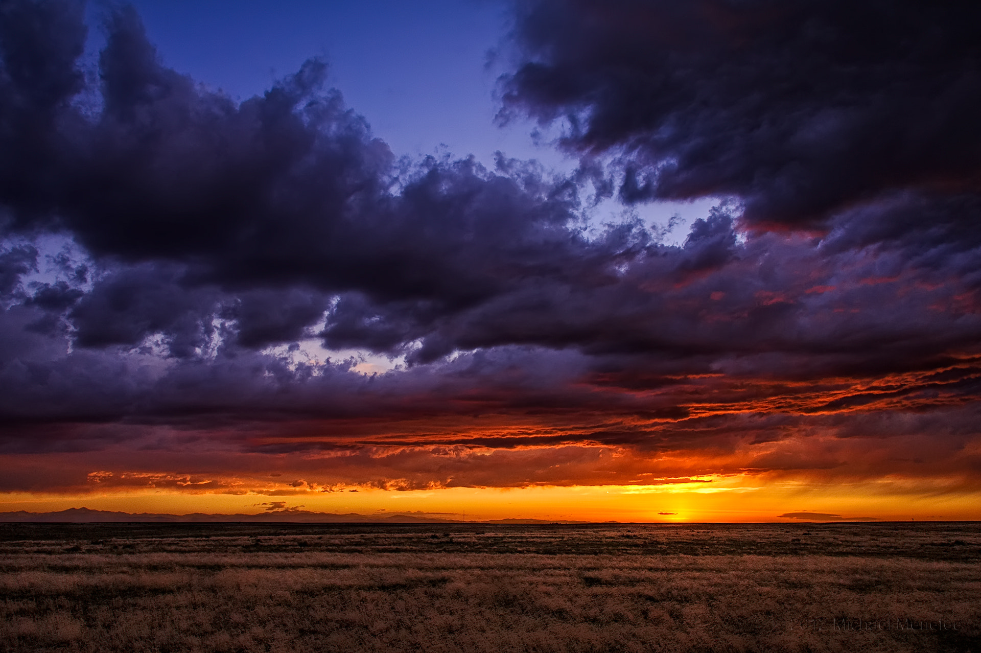 Photograph A Potent Pawnee Eventide by Michael Menefee on 500px