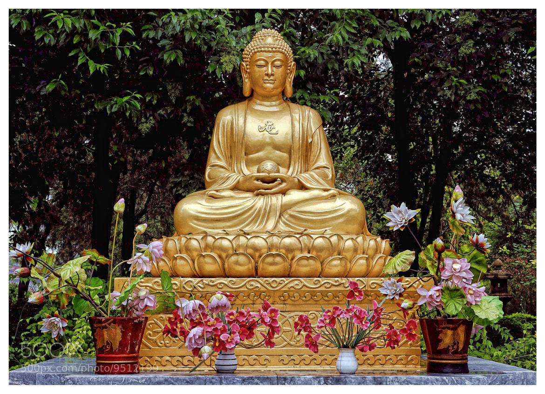 Photograph Buddha by Julio Sanchez on 500px