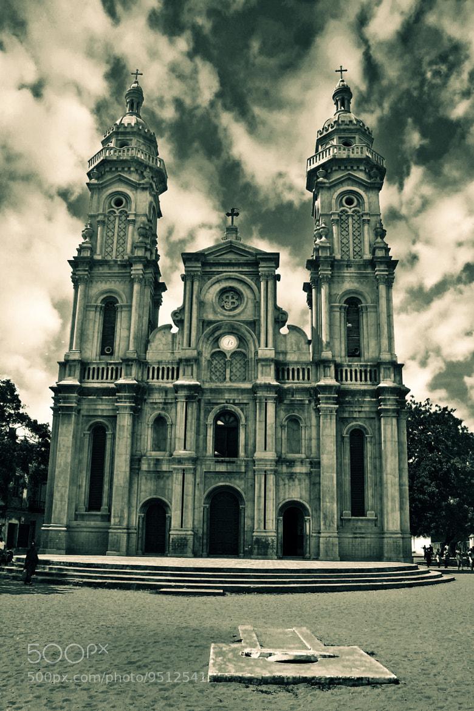 Photograph Church at Manapad   by John Paul on 500px