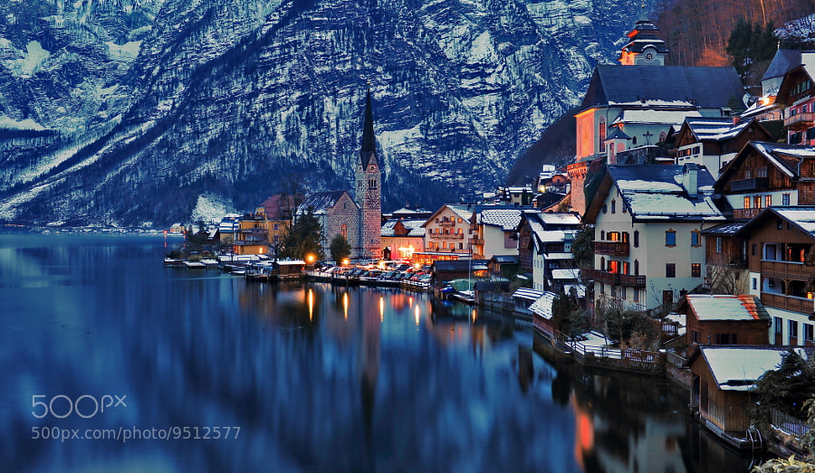 Photograph HALLSTATT by Rungkit charoenwat on 500px
