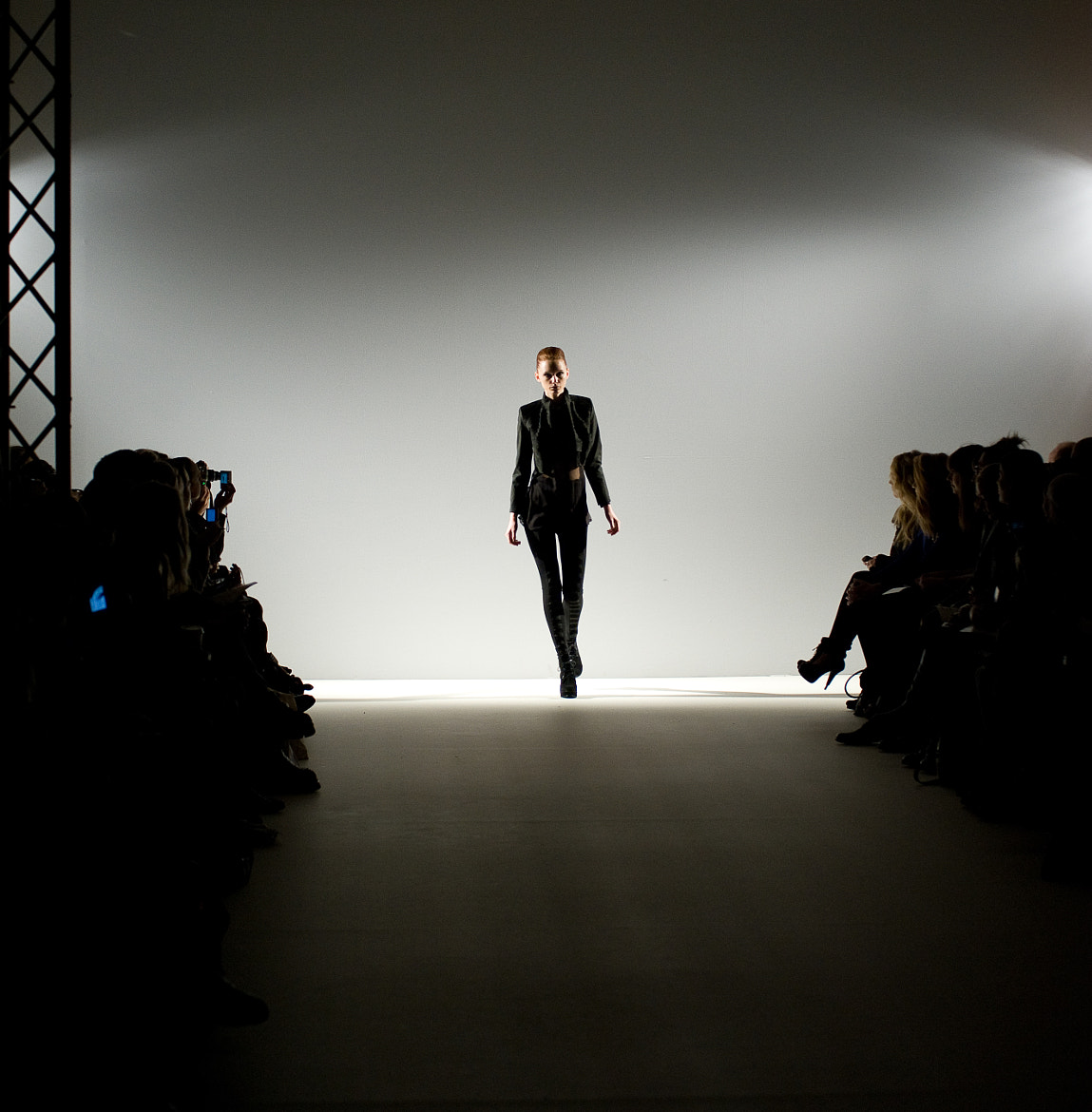 Photograph LFW: Vauxhall Fashion Scout by Kris Mitchell on 500px