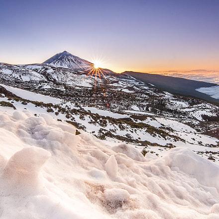 P.N, El Teide