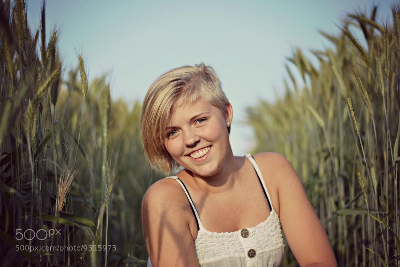 Photograph Kristina by Caroline  bp on 500px