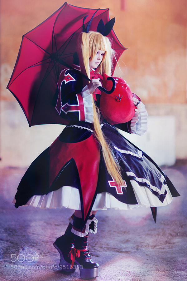 Photograph Rachel Alucard Cosplay from BlazBlue by Carl Oscar Aaro on 500px