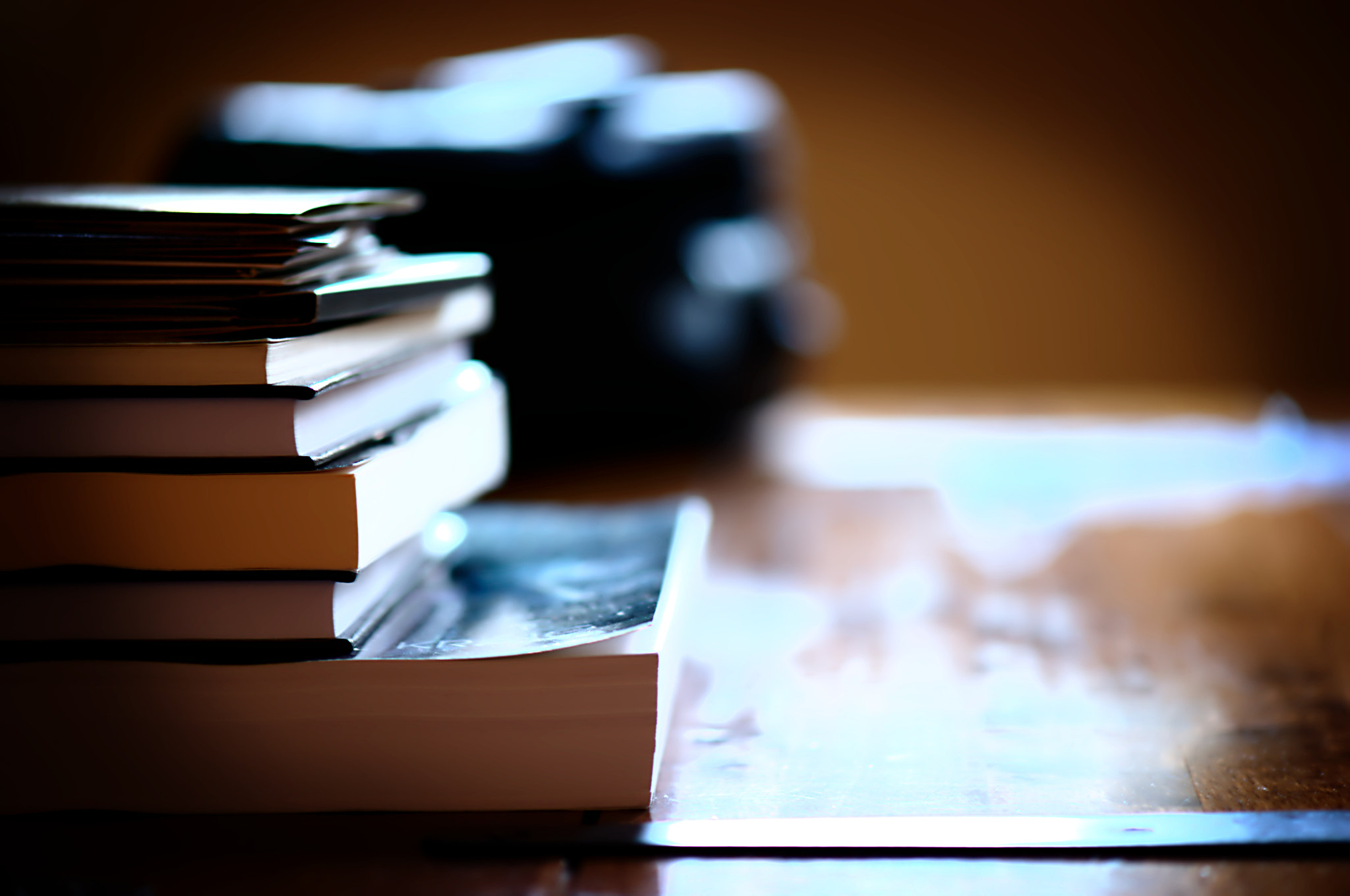 Photograph Reading List by Troy Park on 500px