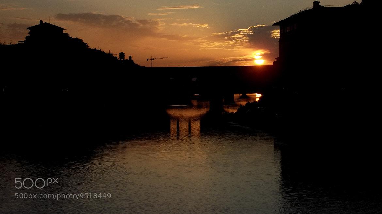 Photograph ponte vecchio by Alexandru Leteanu on 500px