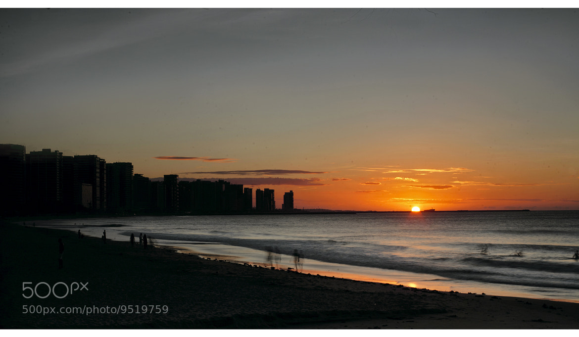 Photograph souls at sunset by FeFoPhotography  on 500px