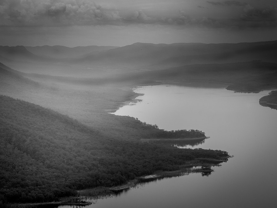 Photograph Burragorang Lookout, Nattai National Park by Travis Chau on 500px