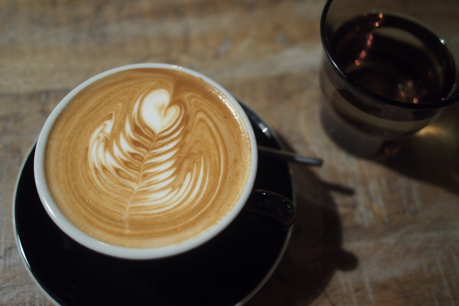 Photograph flat white, Rouse, 28 Hong Kong Street by parentheticalpilgrim on 500px