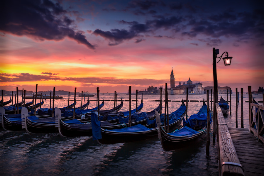 Photograph Venice at dawn by Björn Jönsson on 500px