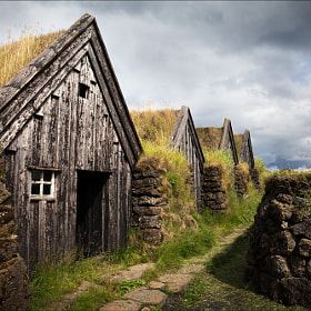 Keldur Turved House by Graeme Webb (GraemeWebb)) on 500px.com