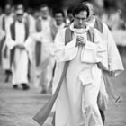 Постер, плакат: Ordinations of priests at Notre Dame
