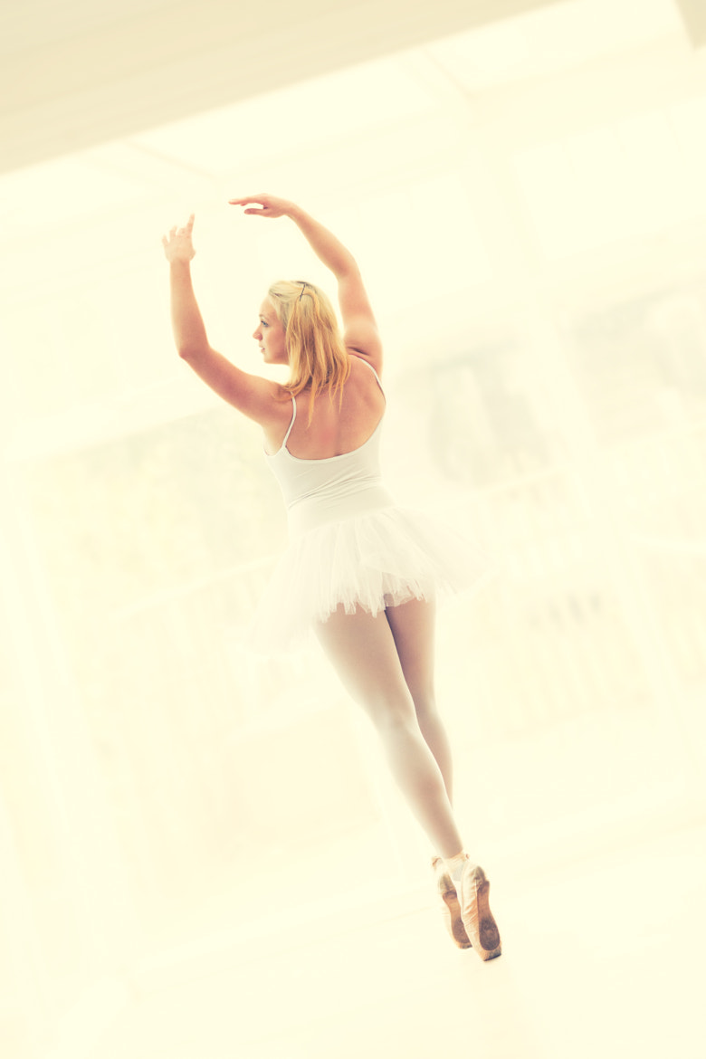 Photograph Emma Wood Ballet No 1 by Arif Akhtar on 500px